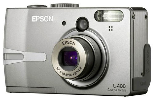 Фотоаппарат Epson PhotoPC L-400