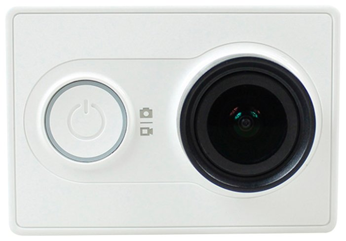 Экшн камера Xiaomi Yi Action Camera Basic Edition Green