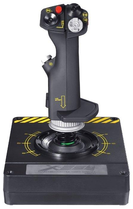 Saitek X-55 Rhino H.O.T.A.S. System For PC