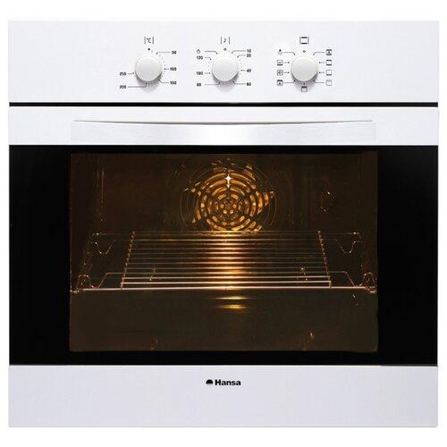 Электрический духовой шкаф Hansa BOEW68102 электрический шкаф hansa boew68102 белый