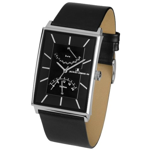 цена Наручные часы JACQUES LEMANS 1-1835A онлайн в 2017 году