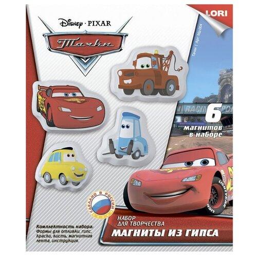 Купить LORI Магниты из гипса - Disney Тачки (Мд-004), Гипс