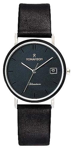 Наручные часы ROMANSON DL9782SMW(BK)