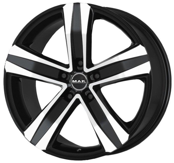Колесный диск Mak Stone 5 7.5x18/5x127 D71.6 ET50 Black Mirror