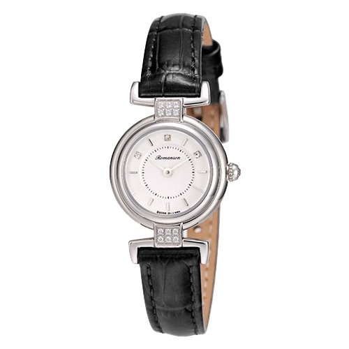Наручные часы ROMANSON RL6A33QLW(WH)BK наручные часы romanson rl2605tlw wh bk