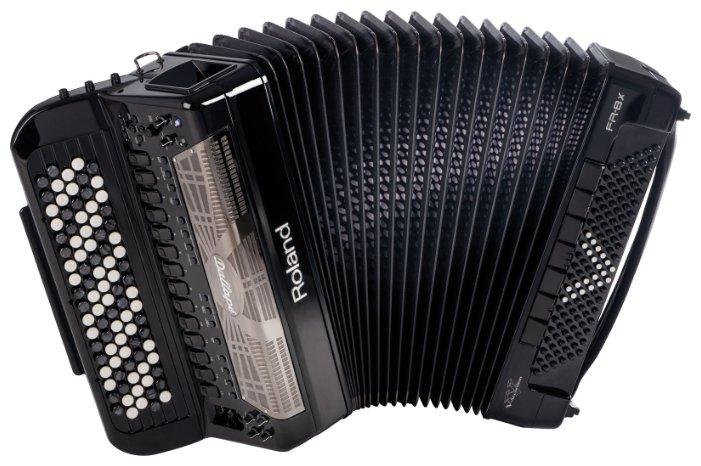 Цифровой аккордеон Roland FR-8xB Dallape