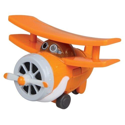 Купить Самолет Auldey Super Wings Альберт (YW710016) 7 см оранжевый, Машинки и техника