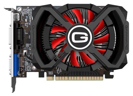 Gainward GeForce GT 740 1058Mhz PCI-E 3.0 1024Mb 5000Mhz 128 bit DVI Mini-HDMI HDCP