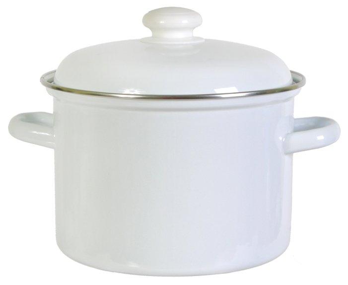Кастрюля Лысьвенский завод эмалированной посуды С-1618АП2 6 л