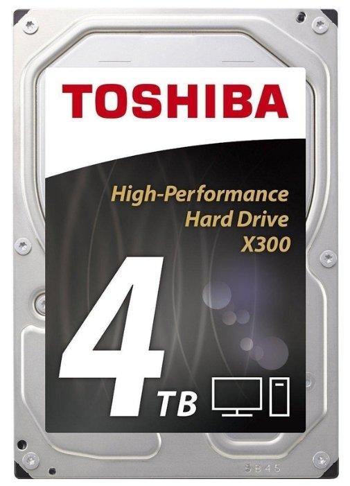 Жесткий диск Toshiba HDWE140UZSVA