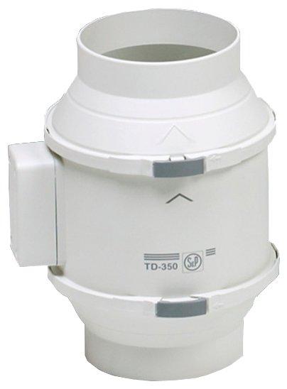 Канальный вентилятор Soler & Palau TD-350/125 MIXVENT