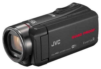 JVC Everio GZ-RX640
