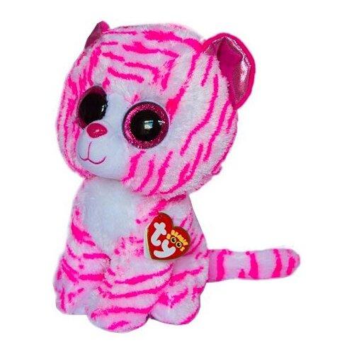 Мягкая игрушка TY Beanie boos Тигрёнок Asia 15 см