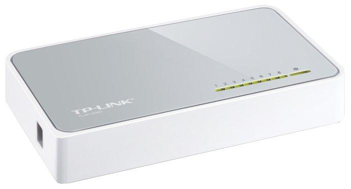 TP-LINK Коммутатор TP-LINK TL-SF1008D