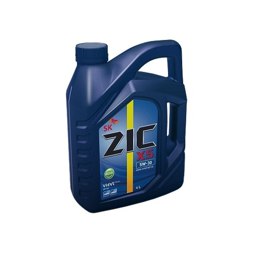 Моторное масло ZIC X5 DIESEL 5W-30 4 л