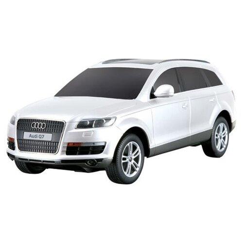 цена на Легковой автомобиль Rastar Audi Q7 (27300) 1:24 21 см белый