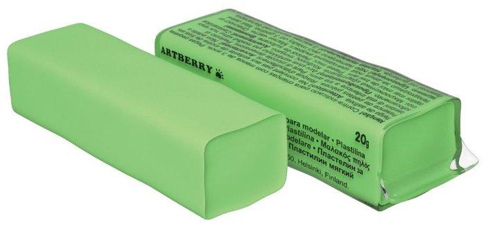 Пластилин ErichKrause Artberry светло-зеленый 20 г (37290)