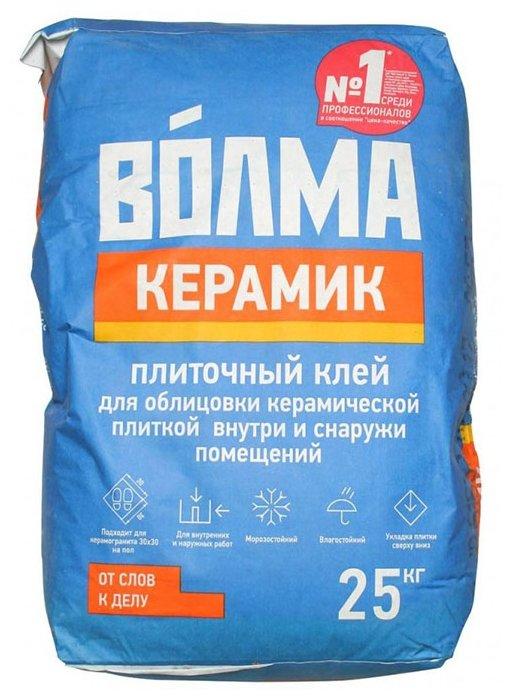 Клей Волма Керамик 25 кг