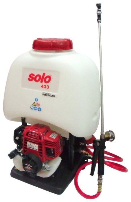 Бензиновый опрыскиватель Solo 433