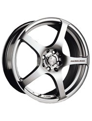 Диски Racing Wheels H-125 7,0x17 5x108 D63.4 ET45 цвет DB F/P - фото 1