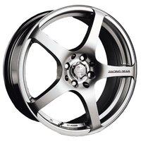 Диски Racing Wheels H-125 6,5x15 5x105 D56.6 ET39 цвет HS/HP