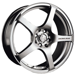 Колесный диск Racing Wheels H-125