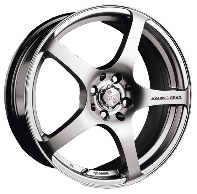 Колесный диск Racing Wheels H-125