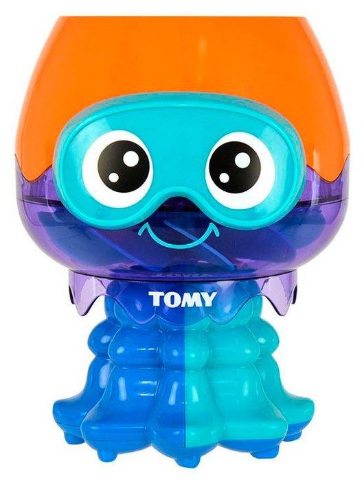 Игрушка для ванной Tomy Весёлая медуза (E72548)