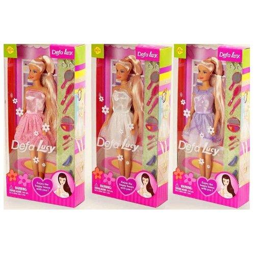 Купить Кукла Defa Lucy Модница 33 см 8066, Куклы и пупсы
