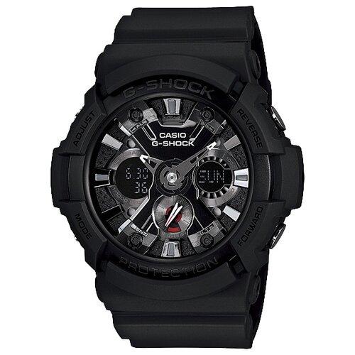 Наручные часы CASIO GA-201-1A casio casio ga 110ln 1a