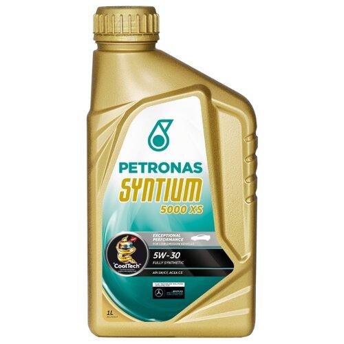 Моторное масло Petronas Syntium 5000 XS 5W30 1 л