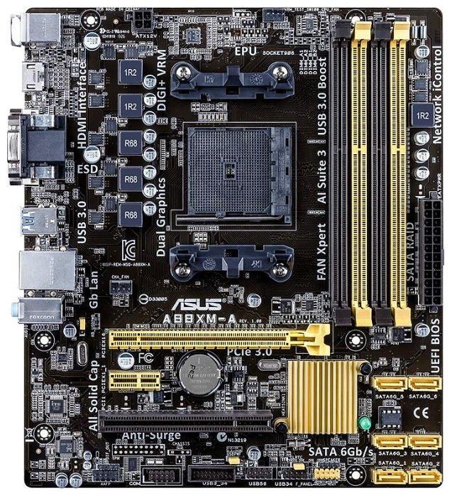 ASUS A88XM-A