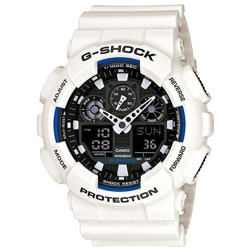 Наручные часы CASIO GA-100B-7A casio casio ga 110tp 7a