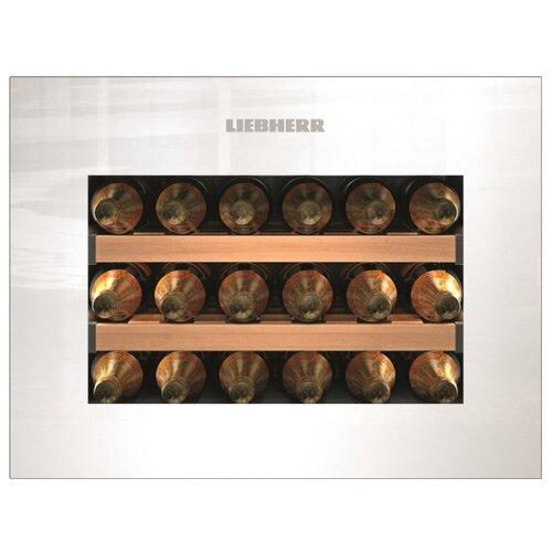 Встраиваемый винный шкаф Liebherr WKEgw 582 встраиваемый винный шкаф smeg cvi138rws2