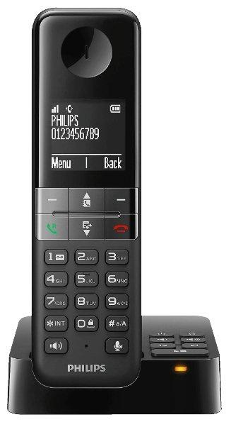 Радиотелефон Philips D 4551