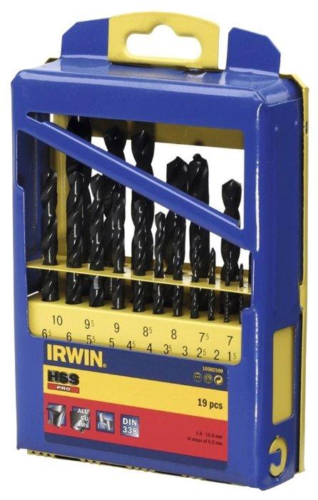 Набор сверл Irwin Pro 10502500