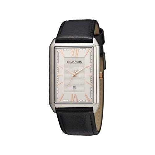 Наручные часы ROMANSON TL4206MJ(WH)BK наручные часы romanson rl2605tlw wh bk