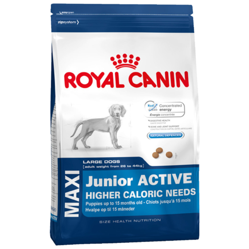 Royal Canin Maxi Junior Active (1 кг) Корма для собак
