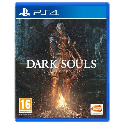 Игра для PlayStation 4 Dark Souls: Remastered