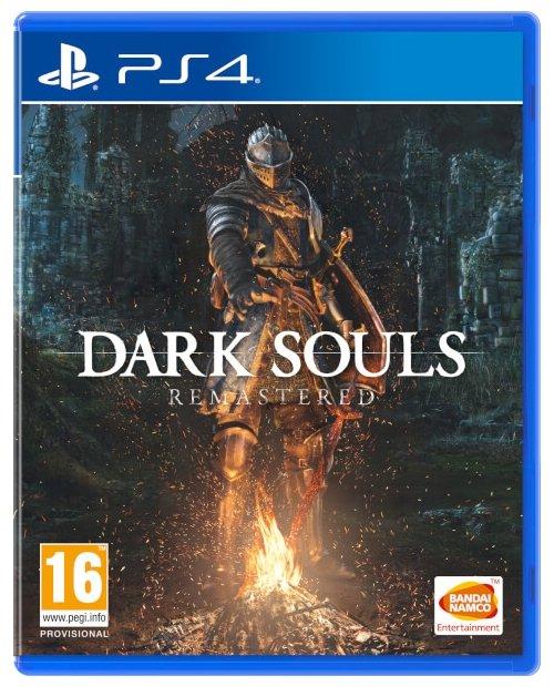 Игра для PlayStation 4 Dark Souls: Remastered, русские субтитры фото 1