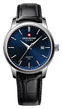 Наручные часы Swiss Military by Sigma SM302.510.01.021