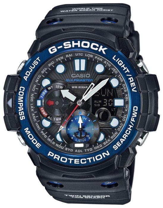 Наручные часы CASIO G-SHOCK CLASSIC GN-1000B-1A