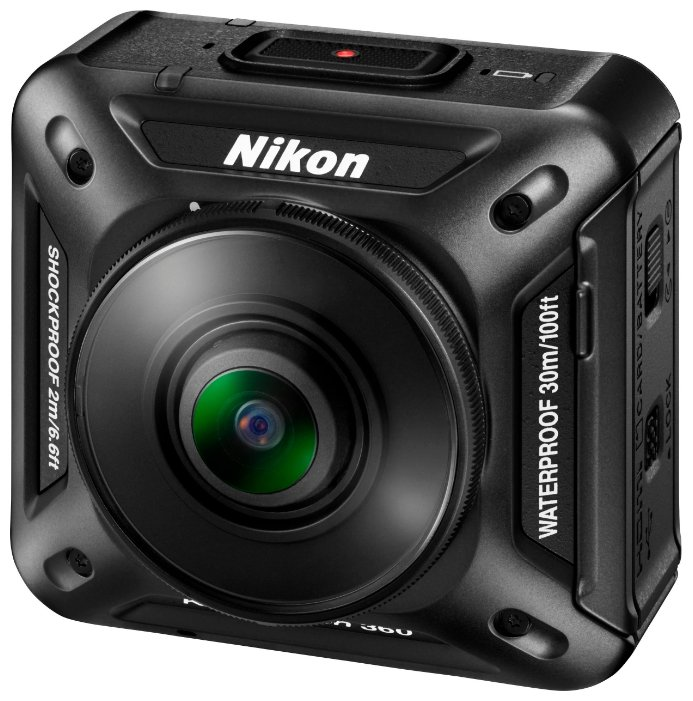 Nikon Экшн-камера Nikon KeyMission 360