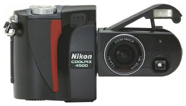 Фотоаппарат Nikon Coolpix 4500
