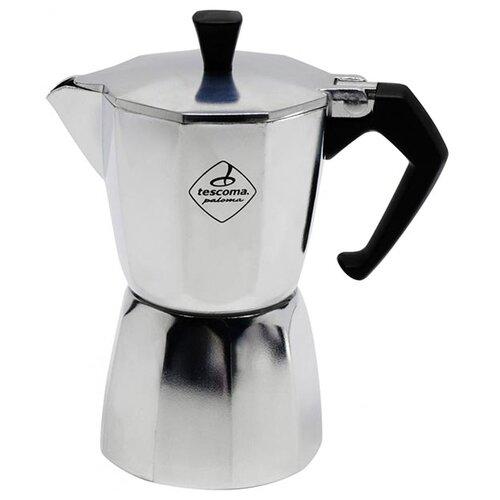 Гейзерная кофеварка Tescoma Paloma на 6 чашек, стальной
