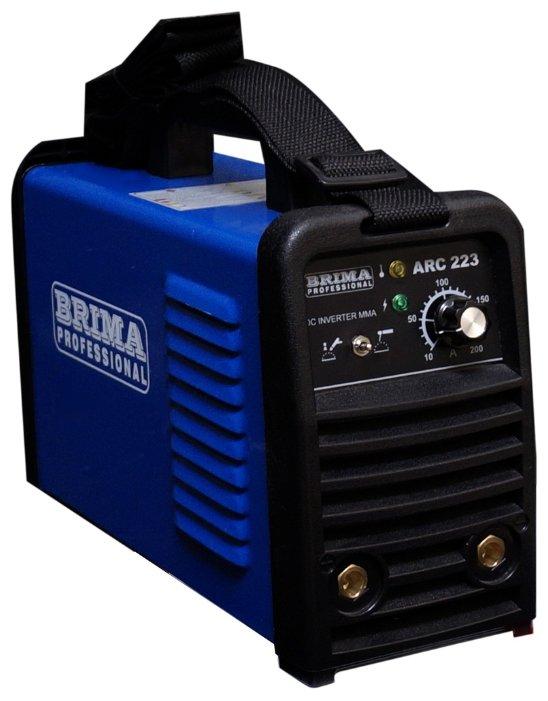 Сварочный аппарат BRIMA ARC-223 PROFESSIONAL Case
