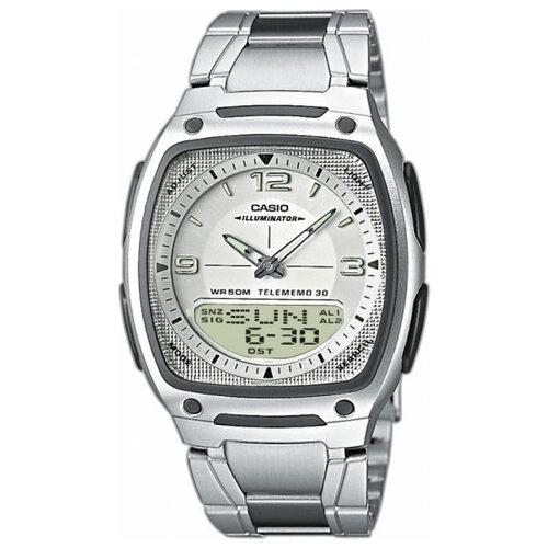 Наручные часы CASIO AW-81D-7A гель лак для ногтей runail indi laque 4258 красный с мелкими блестками 9мл