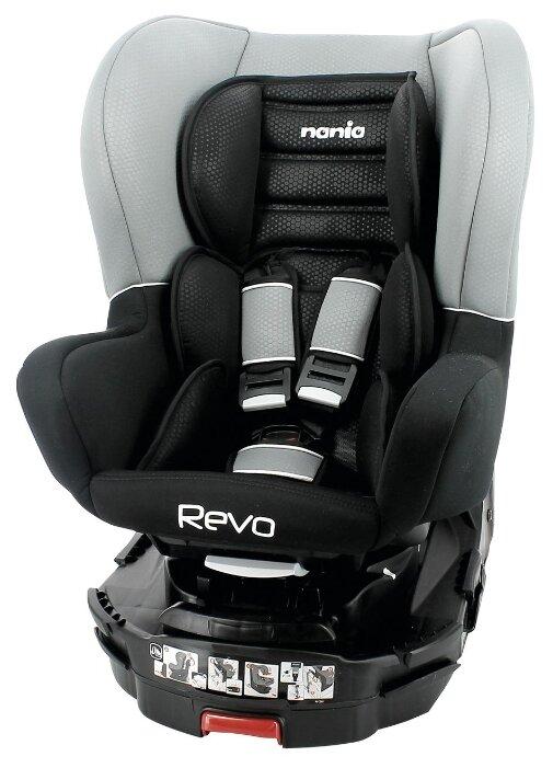 Автокресло группа 0/1/2 (до 25 кг) Nania Revo Luxe Isofix