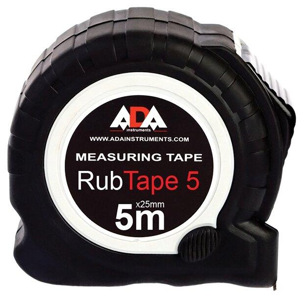 Рулетка ADA instruments RubTape 5 25 мм x 5 м