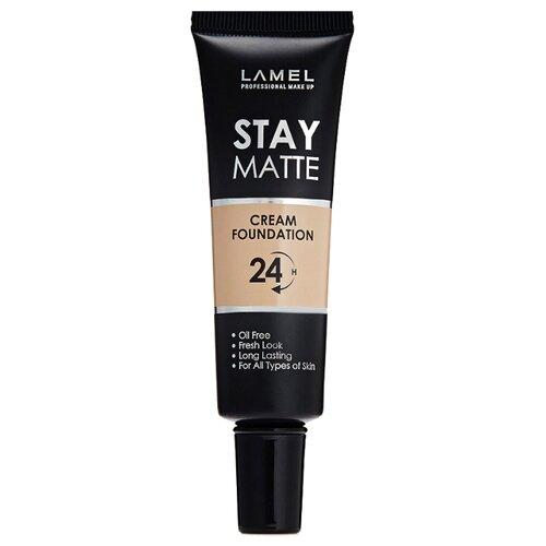 Lamel Professional Тональный крем Stay Matte, 30 мл, оттенок: 403